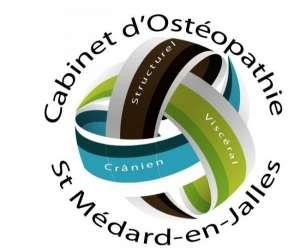 Sacchiero sebastien cabinet d 39 osteopathie st medard en - Cabinet bedin saint medard en jalles ...