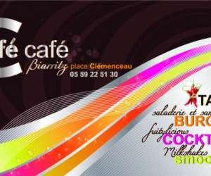 Cafe cafe biarritz