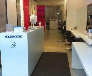 Hypnotic design hair