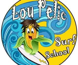Lou pelic, ecole de surf de seignosse