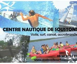 Centre de formation nautique de soustons