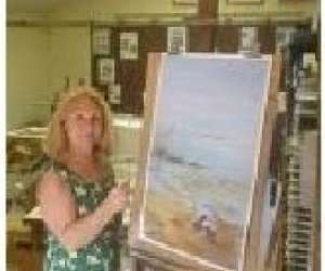 Françoise masmontet artiste peintre