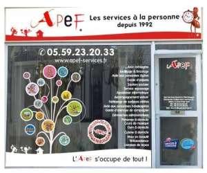 Apef biarritz - services a la personne