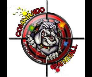 Commando paintball