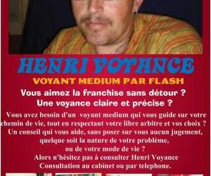 Henri voyance