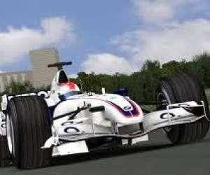 Sim them racing