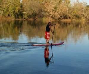 Stand up paddle périgord