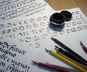 Lettres et images