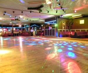 Discothèque dancing rétro disco