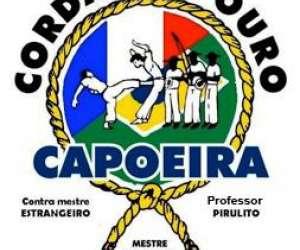 Capoeira cordao de ouro et zumba