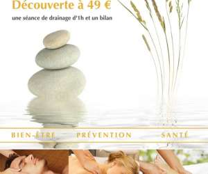 Drainage lymphatique / massages / nutrition sant�