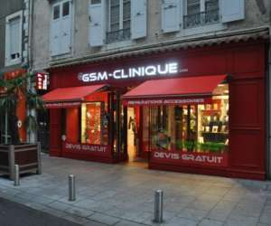gsm concept-   clinique  du mobile