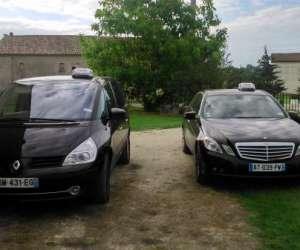 Taxi richard prestige car