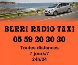 Berri radio taxi hendaye