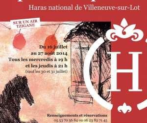 Haras national de villeneuve-sur-lot