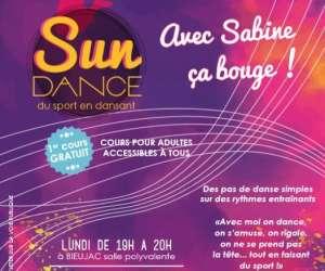 """Sabine zumba   """" sundance """""""