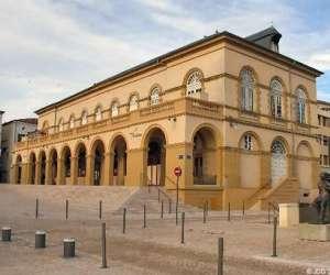Le théâtre municipal de mont-de-marsan