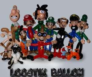 La compagnie bulle - sculteur sur ballons et  magie