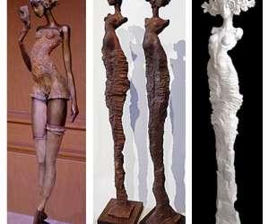 Atelier  werken  - cours et stages de sculpture