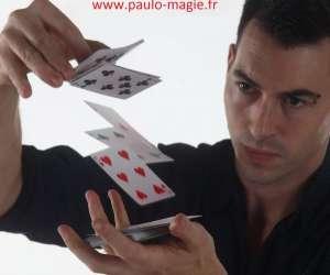 Paulo  - magicien salon & close-up