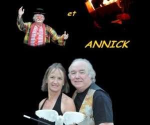 Michel  annick  magie