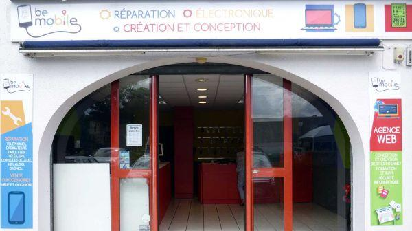 Be mobile anglet r paration mobile anglet 64600 t l phone horaires et avis - Reparation telephone bayonne ...