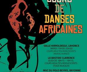 Association pesa motema - cours de danses africaines
