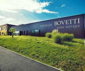 Chocolaterie et musée bovetti