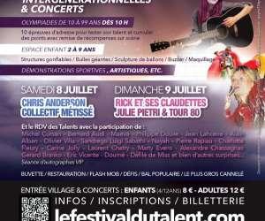 Le festival du talent