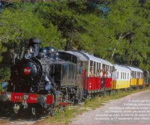 Train touristique du pays de l'albr...