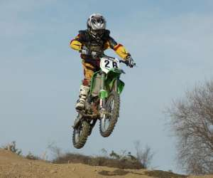 Ecole moto pays basque off road