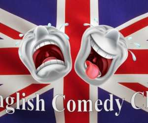 English comedy club