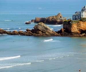 Ecole de surf biarritz esf