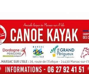 Amicale laïque marsac canoë-kayak