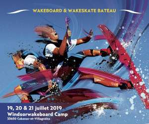 Association de windsor wakeboard camp