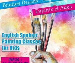 Zigou artiste peintre - cours de  dessin et peinture