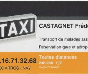 Taxi castagnet