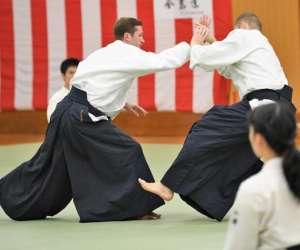 Aikido bordeaux matsukaze ludovic cauderan