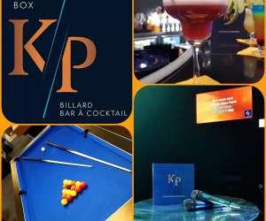Kp karaoké box