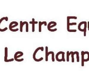 Champ gallet - centres équestres, équitation