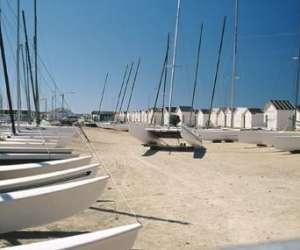 Club de voile de bernières sur mer