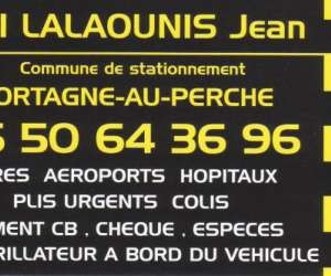 Taxi lalaounis jean