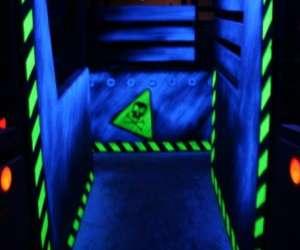 Laser quest dives