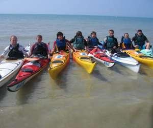 Club kayak granville chausey