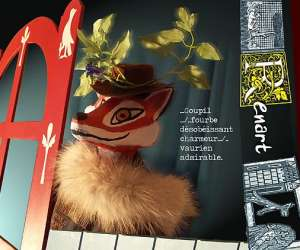 Canteluna, compagnie théâtrale, marionnettes