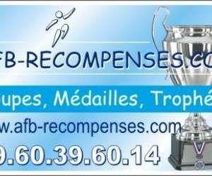 Coupes médailles trophées
