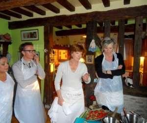 Les cours de cuisine de brigitte