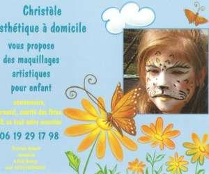 Christele thibault - esthetique a domicile