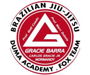 Gracie barra normandy duma academy