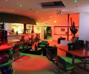 Bowling bar restaurant